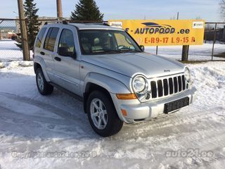 Jeep Cherokee Limited 2.8 120kW