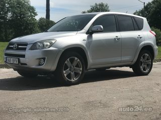 Toyota RAV4 Executive 2.2 110kW