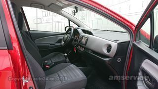 Toyota Yaris Active 1.3 Dual VVT-i 73kW