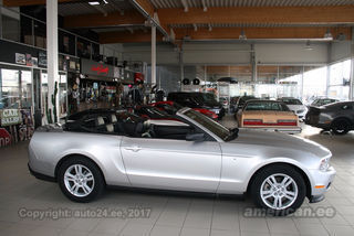 Ford Mustang 3.7 V6 Duratec 305hp