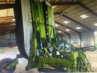 Claas Disco 8550 C Plus