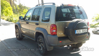 Jeep Cherokee Liberty 2.8 120kW