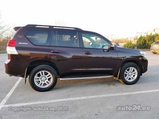 Toyota Land Cruiser Executive 60th Anniversary 3.0 140kW
