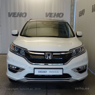 Honda CR-V Executive Connect Navi 4WD 1.6 118kW