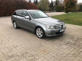 Mercedes-Benz C 200 AVANTGARDE 2.1 100kW