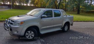 Toyota Hilux Double Cab 3.0 126kW
