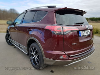 Toyota RAV4 Style Limited Edition 2.0 112kW