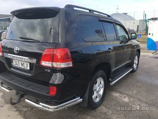 Toyota Land Cruiser 4.5 v8 195kW