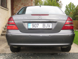 Mercedes-Benz E 280 Avantgarde 4MATIC 3.0 140kW