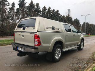Toyota Hilux 3.0 126kW