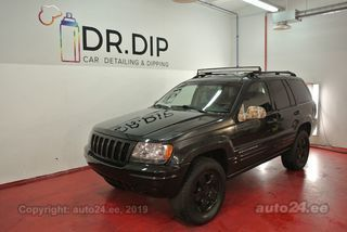 Jeep Grand Cherokee 2.7 120kW