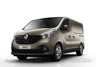 Renault Trafic Pack Clim 1.6 dCi 125kW