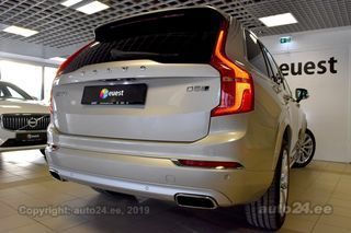 Volvo XC90 AWD 7K INSCRIPTION XENIUM INTELLI SAFE FULL 2.0 D5 WINTER PRO 165kW