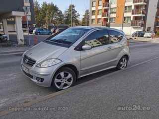 Mercedes-Benz A 170 1.7 85kW