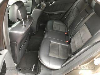 Mercedes-Benz E 220 AMG PAKETT AVANTGARDE 2.0 125kW