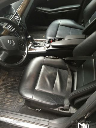 Mercedes-Benz E 200 classic 2.0 CNG 120kW