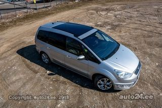 Ford Galaxy Ghia 2.0 tdi 120kW