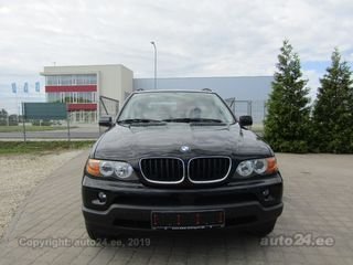 BMW X5 Facelift 3.0 160kW
