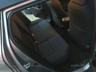 Toyota C-HR Hübriid 1.8 72kW