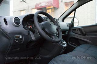Peugeot Partner KÜLMIK 1.6 HDI 66kW