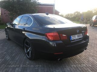 BMW 535 3.0 Twinturbo 225kW