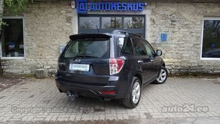 Subaru Forester AWD 2.0 BOXER 108kW