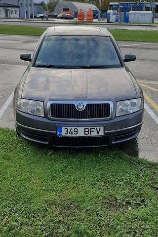 Skoda Superb 2.5 TDI 114kW