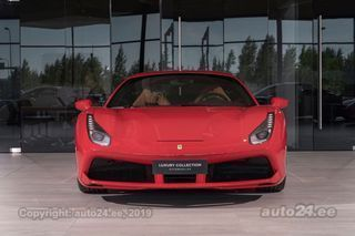 Ferrari 488 GTB 4.0 V8 Twin Turbo 493kW
