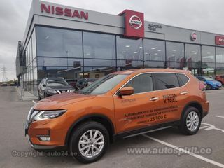Nissan X-Trail DIG-T 160 Acenta 2WD 7DCT 1.3 117kW