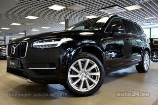 Volvo XC90 AWD B&W XENIUM INTELLI SAFE PRO WINTER PRO SO 2.0 D5 MY2017 173kW