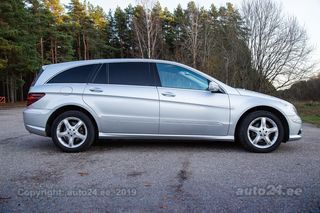 Mercedes-Benz R 320 4MATIC Luxury Long 3.0 CDI V6 165kW