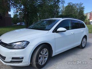 Volkswagen Golf Comfortline 1.6 81kW