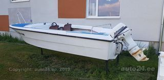 Baja Brigitte 35 hp johnsson