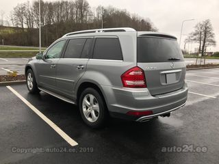 Mercedes-Benz GL 450 4-Matic 4.7 250kW