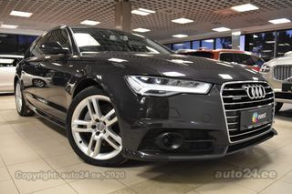 Audi A6 QUATTRO S-LINE MATRIX A CC SAFETY PRO FULL 3.0 MY2017 160kW