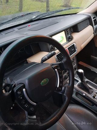 Land Rover Range Rover Facelift 3.0 R6 130kW