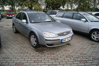 Ford Mondeo 1.8 81kW