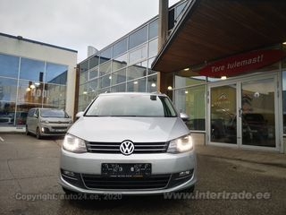 Volkswagen Sharan Highline DSG Bluemotion 2.0 TDI 103kW