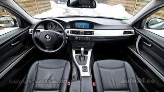 BMW 320 LCI touring Comfort Package MY2011 2.0 18d EfficientDynamics R4 16V 105kW