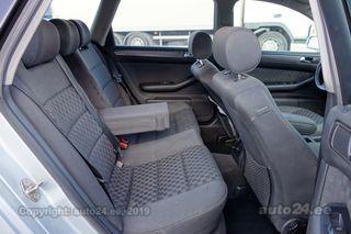 Audi A6 Facelift 2.5 114kW