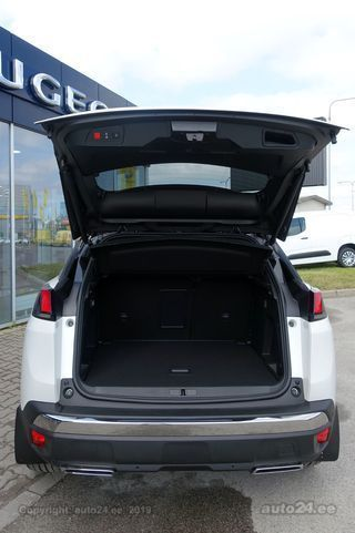 Peugeot 3008 GT-Line Plus 1.5 BlueHDi 130 96kW
