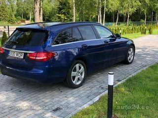 Mercedes-Benz C 200 2.1 100kW