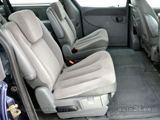 Chrysler Grand Voyager Stow N Go ATM 2.8 CRD 110kW