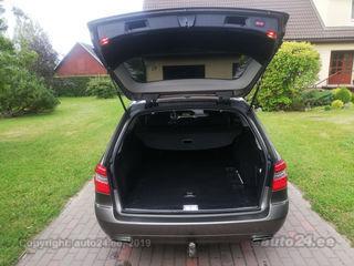 Mercedes-Benz E 350 4matic 3.0 CDI 195kW