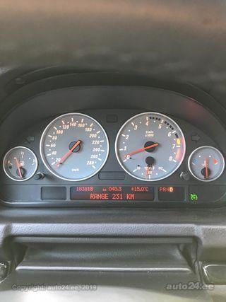 BMW X5 is 4.8 n62s v8 265kW