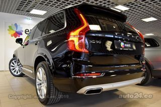 Volvo XC90 AWD 7 B&W LUX 360C INSCRIPTION XENIUM INTELLI 2.0 D5 MY2016