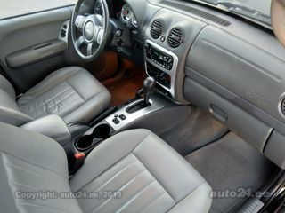 Jeep Cherokee LIMITED FACELIFT 3.7 V6 150kW