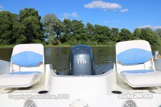 Starcraft 1809 Fish & Ski Yamaha 115 hp