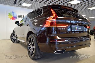 Volvo XC60 AWD D5 INCRIPTION CAM WINTER LINE ASSIST 2.0 MY2018 173kW