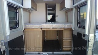 Sunlight Camper Van Cliff 600 2.3 96kW